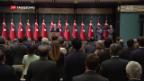 Video «Vorgezogene Neuwahlen in der Türkei» abspielen