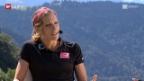 Video «Ironman Hawaii - wie Caroline Steffen dank einer Liebesgeschichte zur Favoritin wurde» abspielen