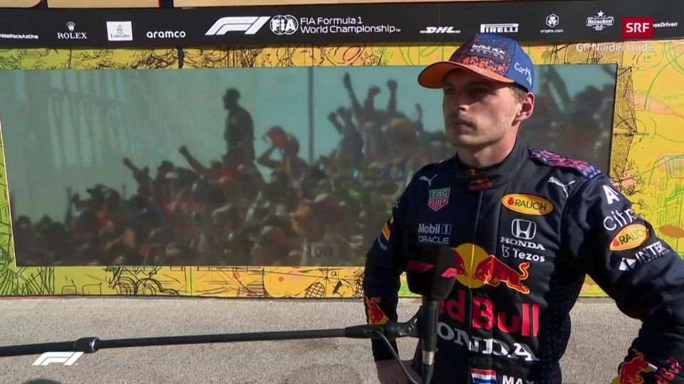 Verstappen: «I n'è betg stà simpel d'ademplir las spetgas» engl.