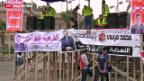 Video «Stunden der Entscheidung in Ägypten» abspielen
