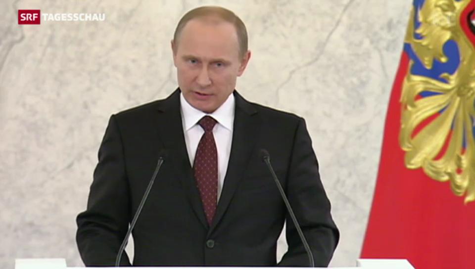 Offene Worte zu Russlands Wirtschaftsproblemen