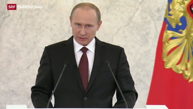Video «Offene Worte zu Russlands Wirtschaftsproblemen» abspielen