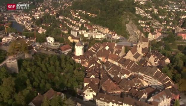 Video «Schweiz aktuell vom 07.11.2014» abspielen