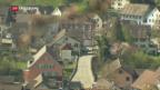 Video «Staatsanwaltschaft durchsucht Haus von Jürg Jegge» abspielen