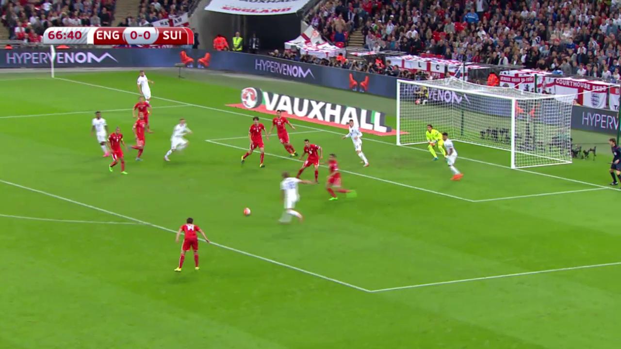 Fussball, EM-Quali, 1:0 Kane