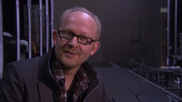 Video «Dieter Falk über die Entstehung des Oratoriums» abspielen