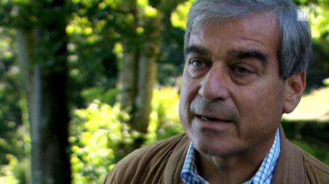 Rudolf Wehrli: Theologe führt Economiesuisse
