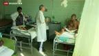 Video «Erstes Ebola-Todesopfer in Europa» abspielen