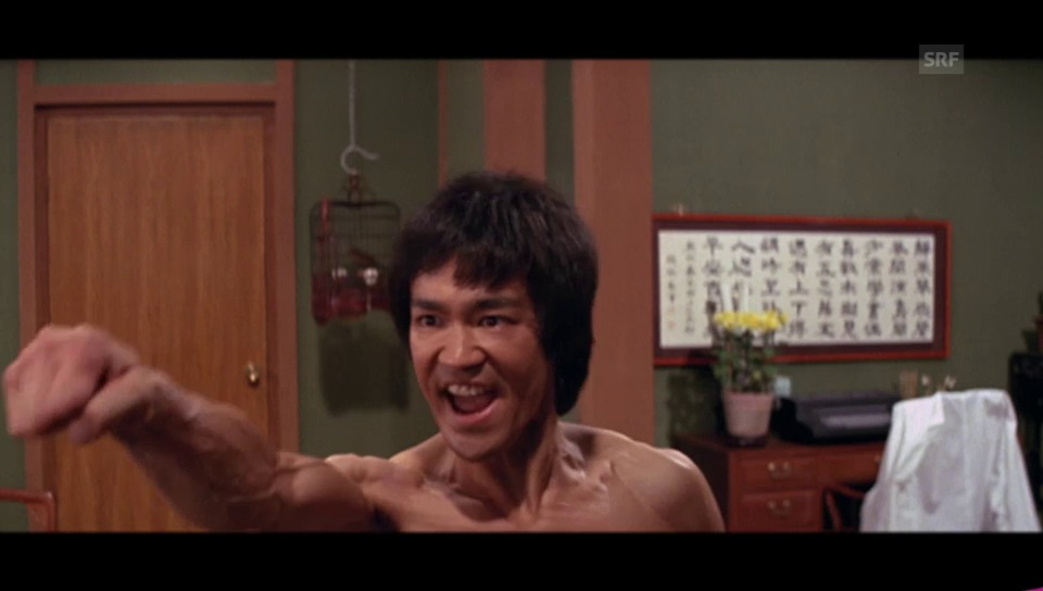 Filmschatz: «Enter the Dragon»