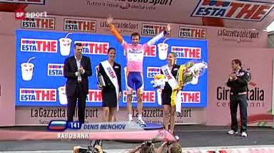 Video «Giro d'Italia 2009» abspielen