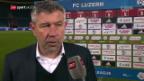 Video «Das sagt Meistertrainer Fischer zum Titel» abspielen