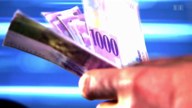 Video «Pensionskassen: Broker kassieren auf Kosten der Versicherten» abspielen