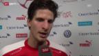 Video «Timm Klose nicht zufrieden mit seiner Leistung» abspielen
