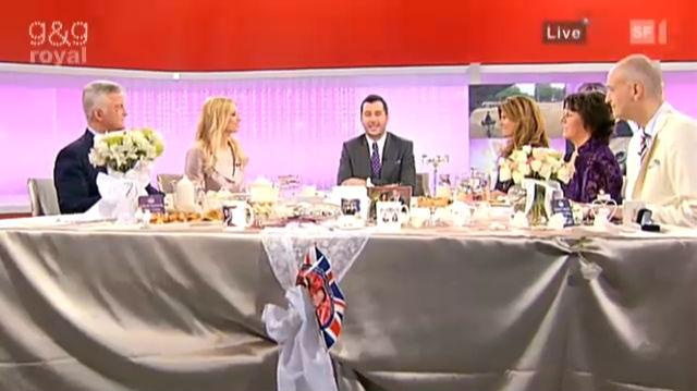 g&g royal – Hochzeit William und Kate live (Ganze Sendung)