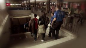 Video «Schleppernetzwerk: von Eritrea in die Schweiz» abspielen