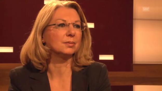 Video «Psychologin Pasqualina Perrig-Chiello: «Die Welt wäre menschlicher»» abspielen