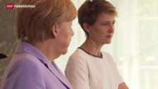 Video «Deutschland stellt Dublin-Verfahren in Frage» abspielen