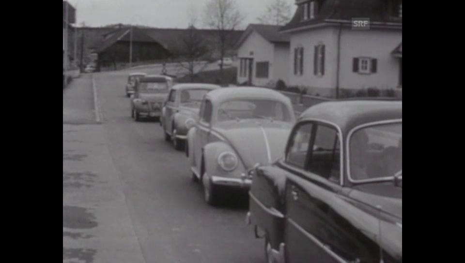 2. Juli 1958: Der Traum von der Autobahn