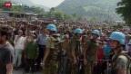 Video «Srebrenica-Massaker: Holland trägt Mitschuld» abspielen