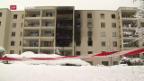 Video «Drei Menschen sterben bei Wohnungsbrand in Chur» abspielen