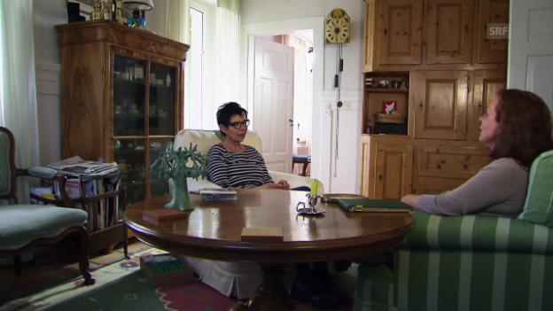 Video «Sich als Grossmutter abzugrenzen, ist ein grosses Tabu.» abspielen