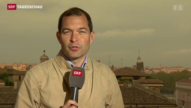 Video «SRF-Korrespondent Philipp Zahn zur Flüchtlingskatastrophe» abspielen