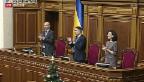 Video «Nato-Annäherung der Ukraine» abspielen