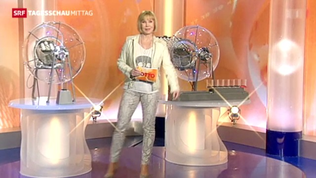 Lottopanne im ZDF