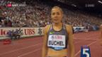 Video «Die Schweizer Athleten im Letzigrund» abspielen