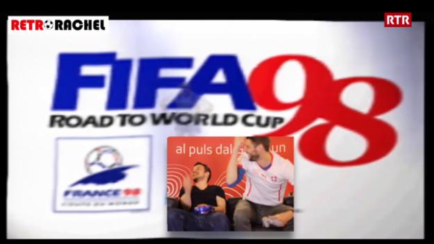 Laschar ir video «retrOrachel Svizra vs. Albania: Tgi vegn a gudagnar?»