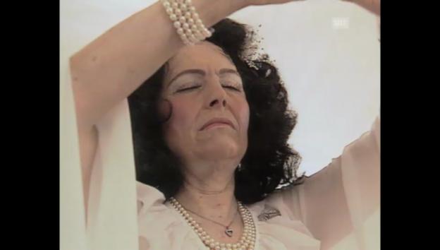 Video «1992: «Uriella» nimmt Stellung» abspielen