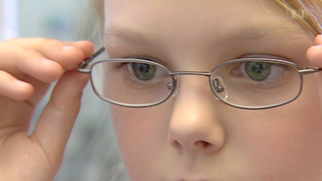 Kurzsichtigkeit bei Kindern