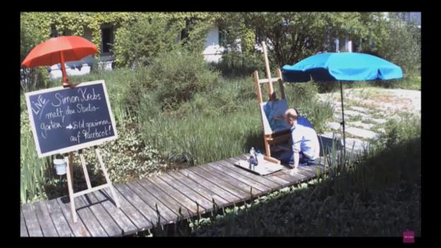 Video «Simon Krebs (Künstler)» abspielen