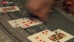 Video «Schweizer Spielcasinos gehen online» abspielen