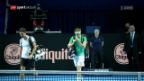 Video «Bodmer rutschte auf den letzten Drücker ins Quali-Feld» abspielen