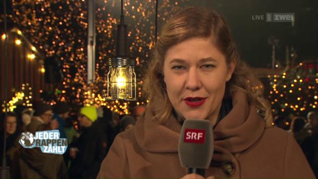 Video ««Jeder Rappen zählt» - Kompakt vom 21.12.2016» abspielen