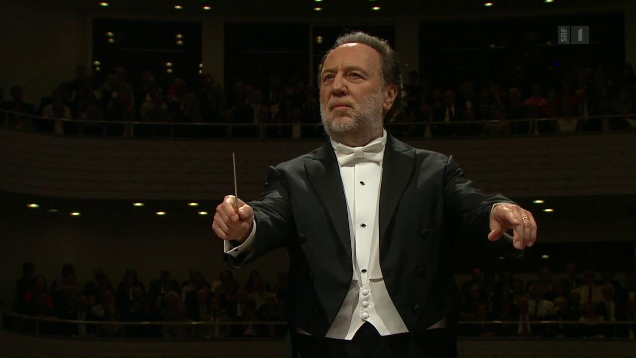 Chaillys wuchtiger Antritt am Lucerne Festival