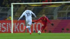 Link öffnet eine Lightbox. Video Dortmund verliert auch gegen Tottenham abspielen