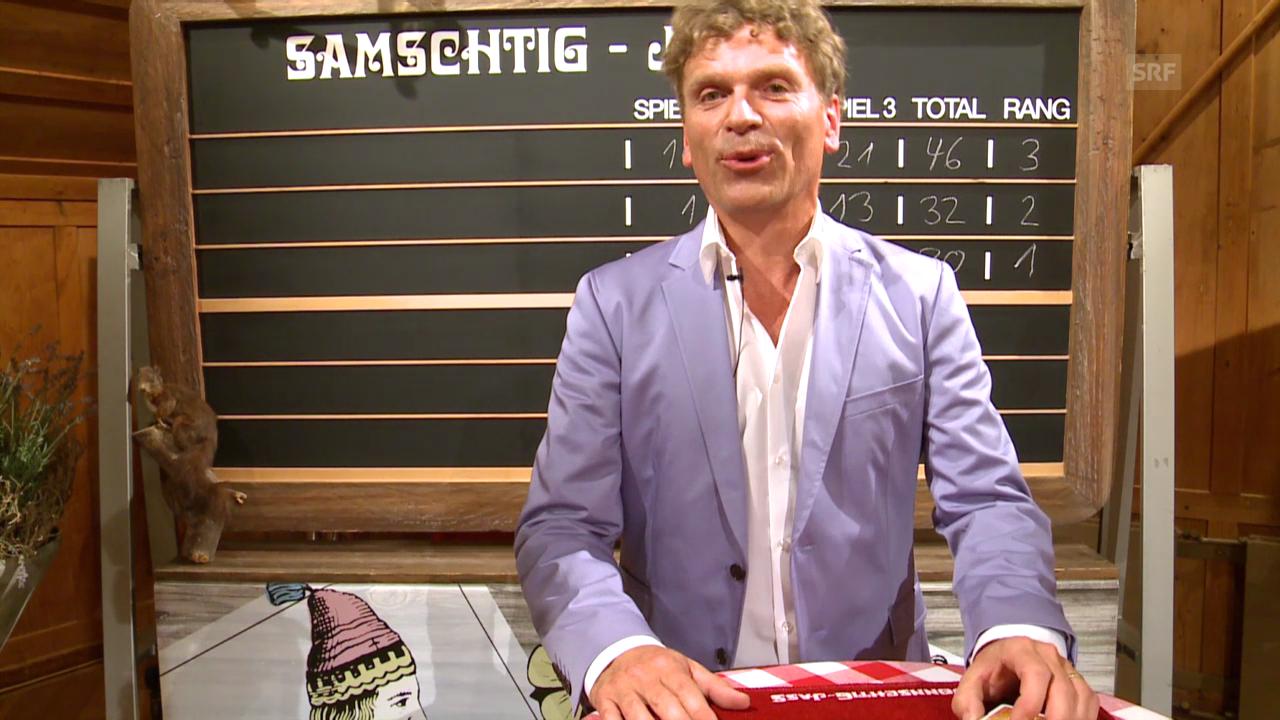 Jassexperte Dani Müller über das Untertrumpfen beim Schieber