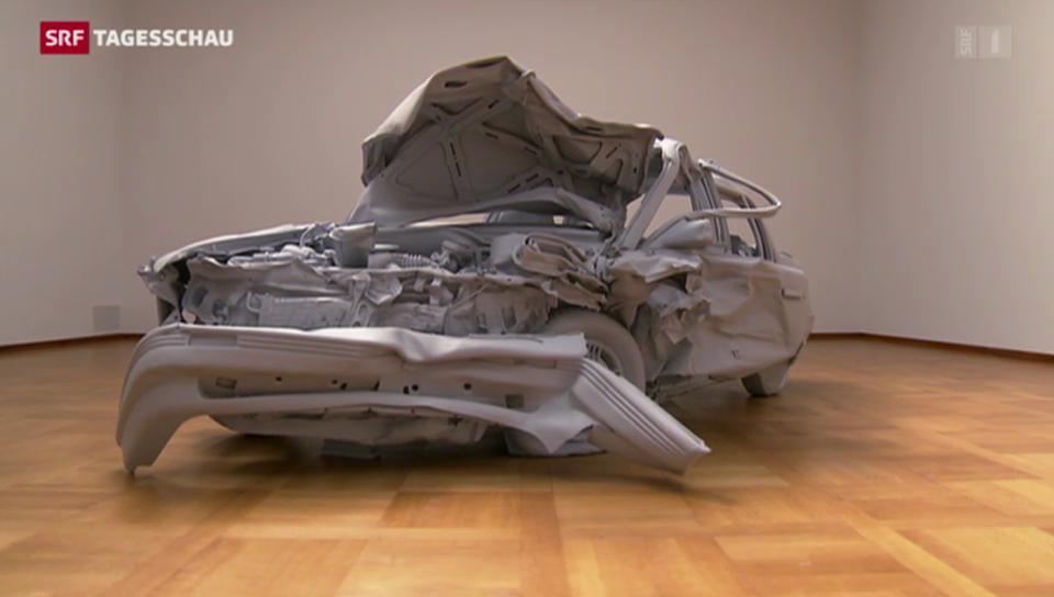 Charles Ray im Kunstmuseum Basel