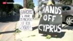 Video «Zitterpartie in Zypern» abspielen