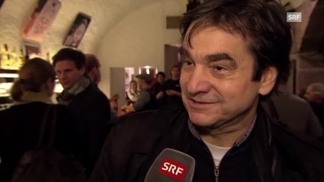 Gilles Tschudi erklärt «Charivari»