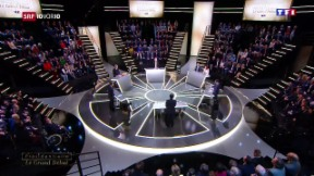 Video «FOKUS: Erste TV-Debatte im französischen Wahlkampf» abspielen