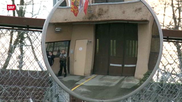 Strafuntersuchung in Genf
