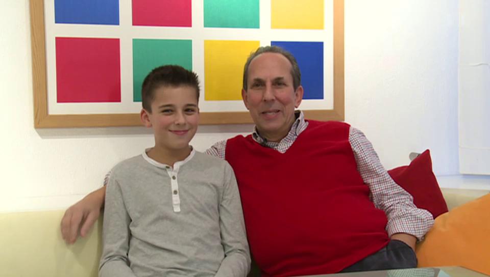 Leidenschaftlich und mit viel Schwung: Raymond und Ruben Fein