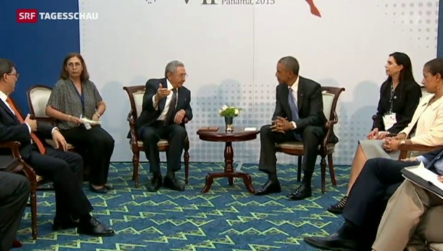 Video «Historisches Treffen» abspielen
