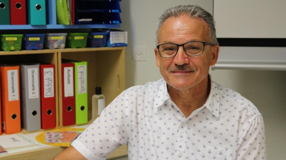 Schuldirektor Schmid: «Wir freuen uns auf die Öffnung und können das sicher alle geniessen.»