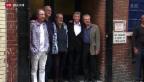 Video «Comeback von Monty Python» abspielen