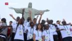 Video «Das Team «Flüchtlinge» an den Olympischen Spielen» abspielen