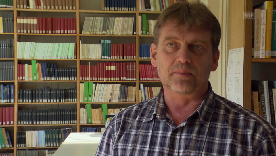 Mirko Novák über den Handel mit syrischen Kulturgütern
